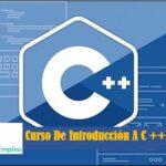 Curso De Introducción A C ++ Avanzado